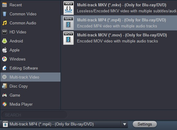 Blu-ray to Apple TV 4 with 5.1 channels