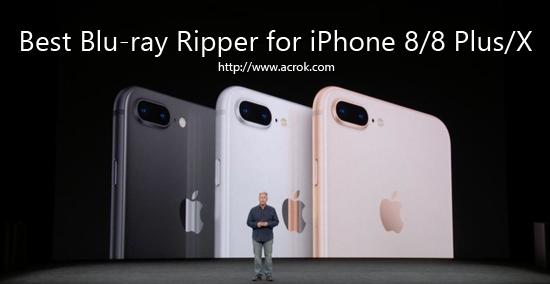 Blu-ray to iPhone 8 | play Blu-ray on iPhone 8
