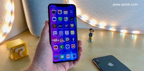 Import and edit iPhone XS Max 4K H.265 videos in iMovie