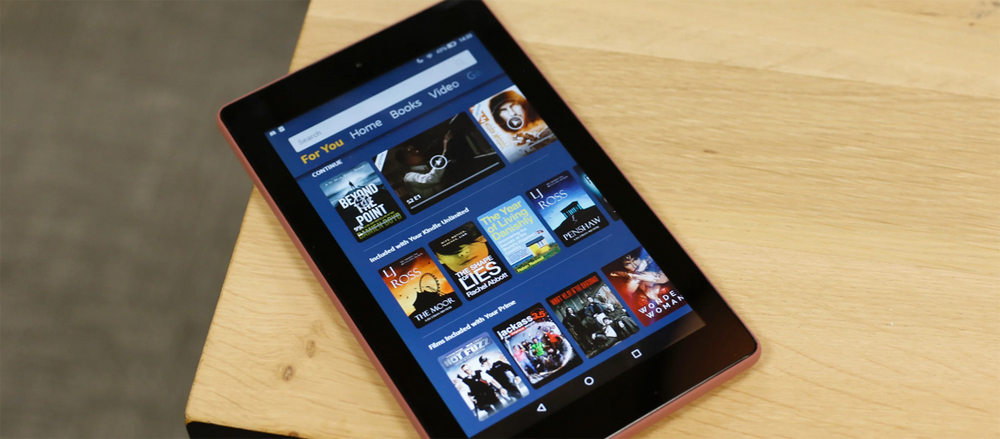 Rip, convert and transfer Blu-ray/DVD to Amazon Fire 7